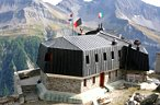 Aosta Valley mountain huts