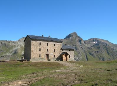 Refugio Miserin - Champorcher